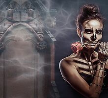 The Bone Whisperer by Adara Rosalie
