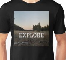 Explore Meadow Unisex T-Shirt