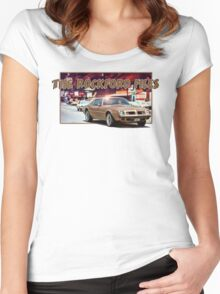 The Rockford Files Women's Fitted Scoop T-Shirt