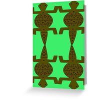 Lizard #2 Greeting Card