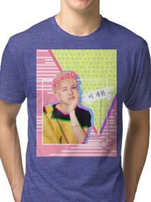 VIXX Ken Cute Blonde Main Vocal Tri-blend T-Shirt