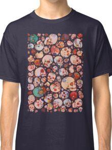 Skull Doodles Classic T-Shirt