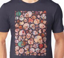 Skull Doodles Unisex T-Shirt