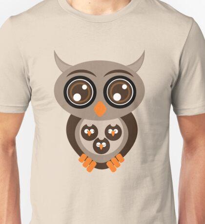 Best Owl T-Shirt Tee Unisex Unisex T-Shirt