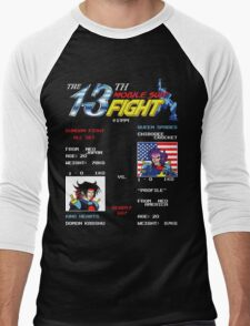 The 13th Fight! Men's Baseball ¾ T-Shirt