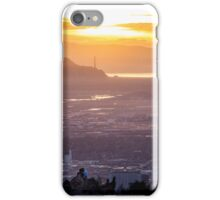 Salt Lake City Sunset iPhone Case/Skin