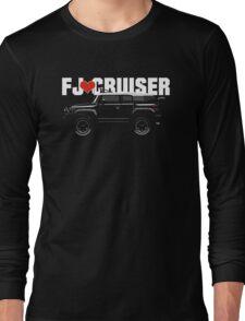 I LOVE FJ Long Sleeve T-Shirt