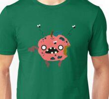 Apple Zombie Food Edition Unisex T-Shirt