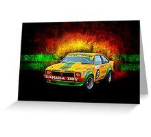 Peter Janson Torana Greeting Card