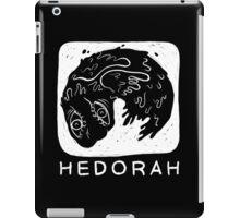 Woodcut Hedorah iPad Case/Skin