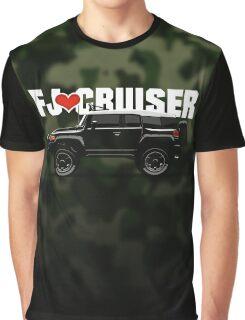 I LOVE FJ Graphic T-Shirt