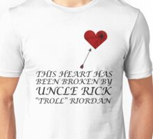 Broken Heart Unisex T-Shirt