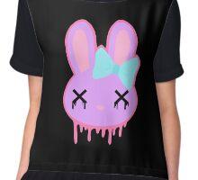 Pastel Bunny Chiffon Top