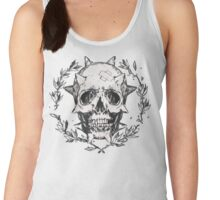 Chloe skull Women's Tank Top