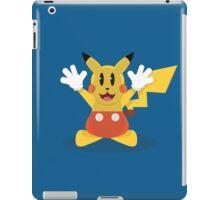 Pika Mouse iPad Case/Skin