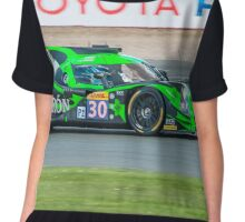 Extreme Speed Motorsports No 30 Chiffon Top
