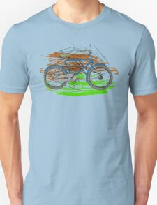 Bike - Bicycles - Rideable Art T-Shirt