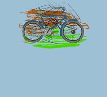 Bike - Bicycles - Rideable Art Womens Fitted T-Shirt