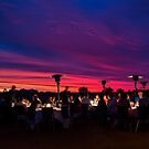 Sounds of Silence Dinner by Doug Cliff