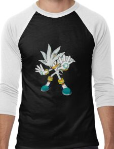 Sonic The Hedgehog Futuristic     Men's Baseball ¾ T-Shirt