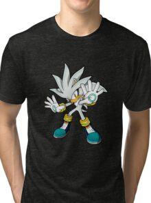 Sonic The Hedgehog Futuristic     Tri-blend T-Shirt