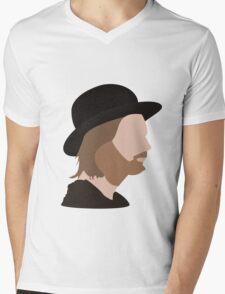 thm.  Mens V-Neck T-Shirt