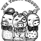 The Three Snouts by Beatrice  Ajayi