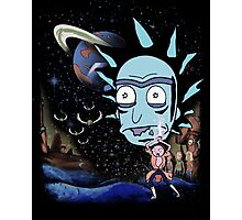 Morty The Star Wars Photographic Print