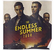 The Endless Summer Tour Poster