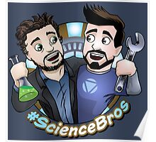 #sciencebros Poster