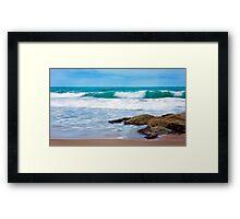 Port Elliott, South Australia Framed Print