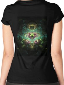 charged Women's Fitted Scoop T-Shirt