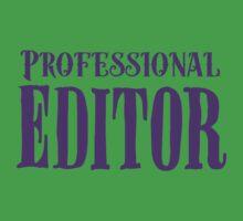 Professional editor Kids Tee