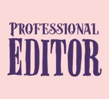 Professional editor One Piece - Short Sleeve