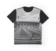 West Bromwich Albion F.C Panorama Black & White Graphic T-Shirt