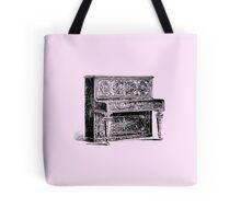 PiaNo IN The DarK Tote Bag