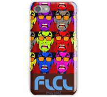 FLCL by Andy Warhol iPhone Case/Skin