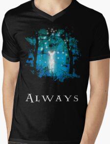Harry Potter T- shirt Mens V-Neck T-Shirt