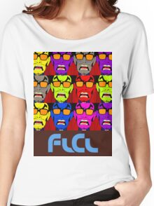FLCL by Andy Warhol Women's Relaxed Fit T-Shirt