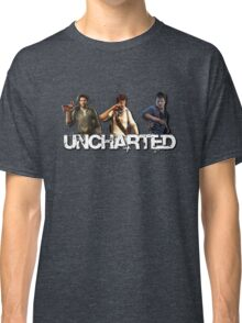 Uncharted Line Classic T-Shirt
