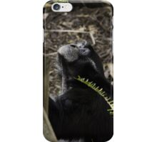 What's up there??? iPhone Case/Skin