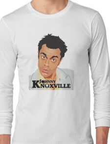 Johnny Knoxville Long Sleeve T-Shirt
