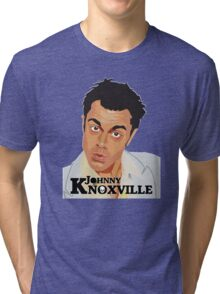 Johnny Knoxville Tri-blend T-Shirt