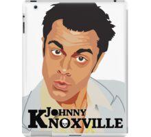 Johnny Knoxville iPad Case/Skin