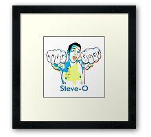 Steve-O Framed Print
