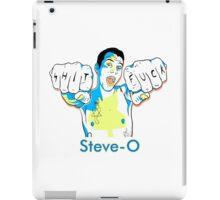 Steve-O iPad Case/Skin