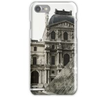 The Louvre - Paris iPhone Case/Skin