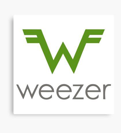 The Weezer Canvas Print