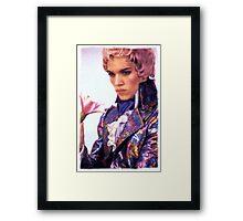 Brian Slade Framed Print