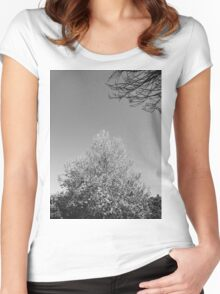 Photographs Women's Fitted Scoop T-Shirt